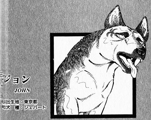 Yoshihiro Takahashi, Ginga: Nagareboshi Gin, John