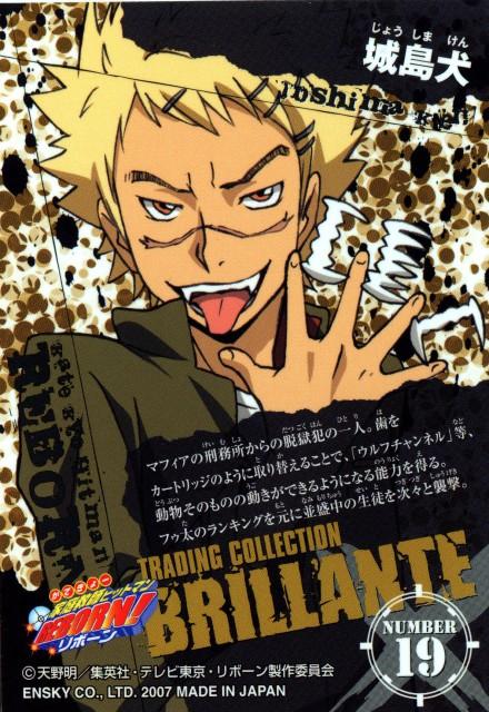 Akira Amano, Artland, Katekyo Hitman Reborn!, Katekyo Hitman Reborn!: Trading Collection, Ken Joshima