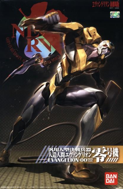 Khara, Neon Genesis Evangelion, Unit-00