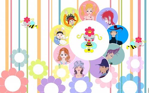 Ai Yazawa, Toei Animation, Gokinjo Monogatari, Mikako Kouda, Mariko Nakasu Wallpaper