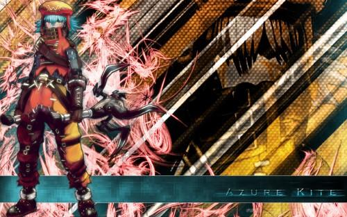 Yoshiyuki Sadamoto, .hack//G.U., Azure Kite Wallpaper