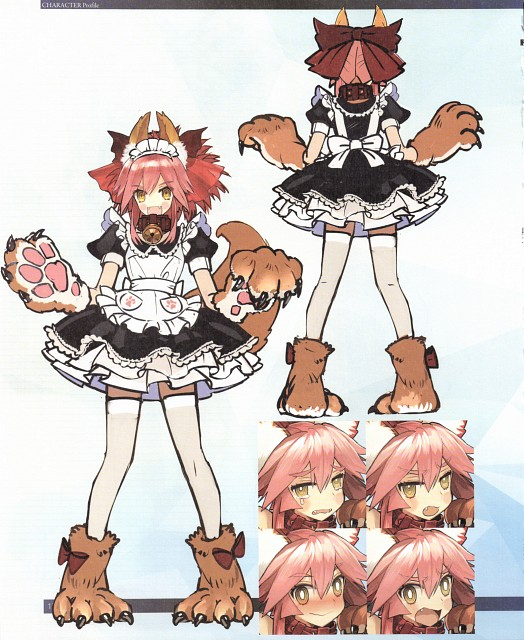 Aniplex, Fate/Grand Order, Tamamo-no-Mae (Fate/Grand Order)