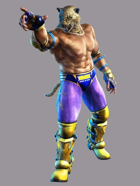 Namco, Tekken, King (Tekken)