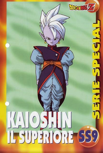 Akira Toriyama, Toei Animation, Dragon Ball, Kaioshin