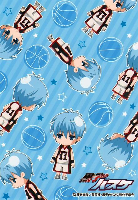 Tadatoshi Fujimaki, Production I.G, Kuroko no Basket, Tetsuya Kuroko, Pencil Board
