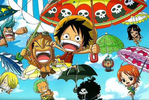 Eiichiro Oda, Toei Animation, One Piece, Sanji, Brook