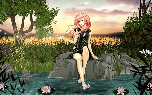 GUILTY CROWN Wallpaper