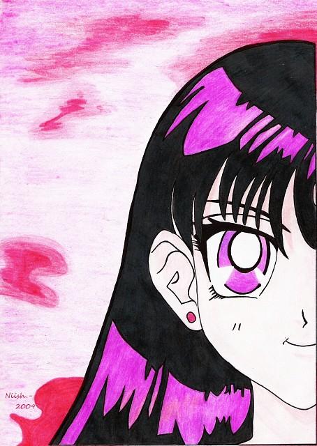 Toei Animation, Bishoujo Senshi Sailor Moon, Rei Hino, Member Art