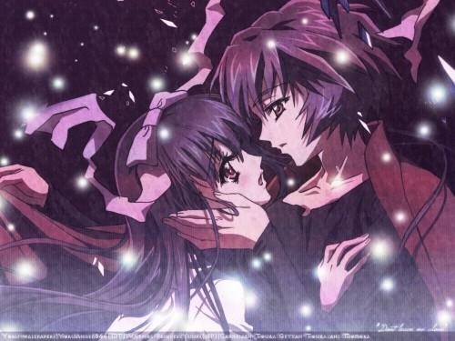 Touka Gettan, Momoka Kawakabe, Touka Kamiazuma Wallpaper