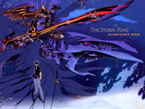 Oh! Great, Toei Animation, Air Gear, Itsuki Minami Wallpaper