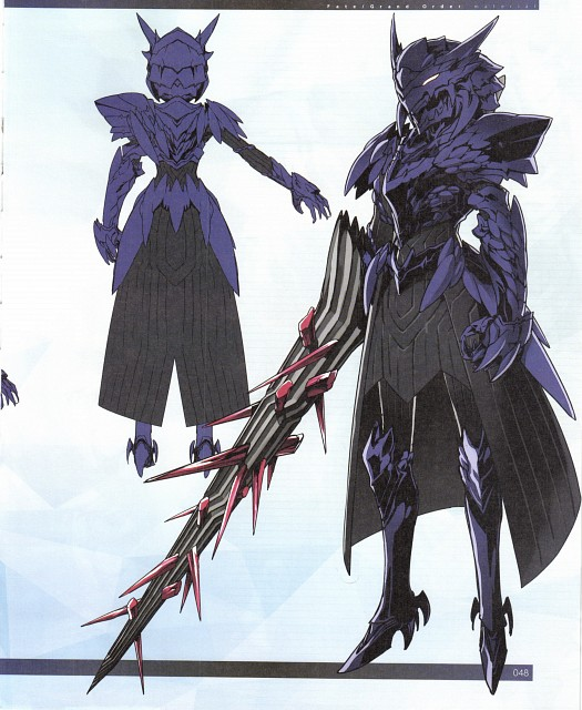 Akira Ishida, Aniplex, TYPE-MOON, Fate/Grand Order, Lancer Alter