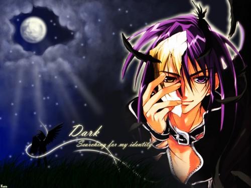 Yukiru Sugisaki, Xebec, D.N.Angel, Dark Mousy, Krad Wallpaper