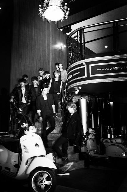 Siwon, Yesung, Kyuhyun, Sungmin, Shindong