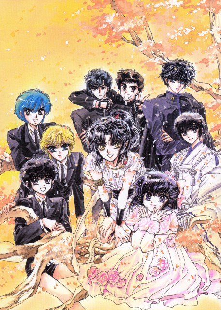 CLAMP, Madhouse, Studio Pierrot, X, CLAMP School Detectives