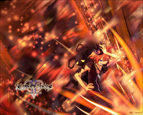 Square Enix, Kingdom Hearts, Heartless (Kingdom Hearts), Sora Wallpaper
