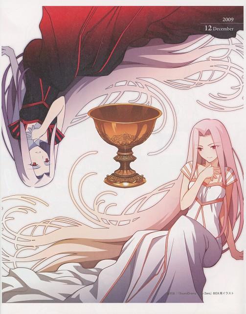Takashi Takeuchi, TYPE-MOON, Ufotable, Fate/Zero, Fate/Art Chronicle