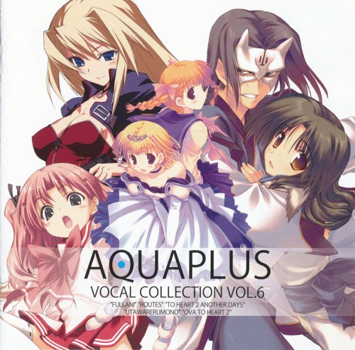AQUAPLUS, Full Ani, Routes, To Heart 2, Utawarerumono