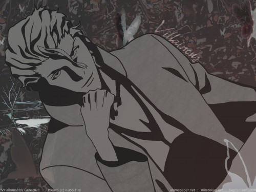 Kubo Tite, Studio Pierrot, Bleach, Sousuke Aizen, Vector Art Wallpaper