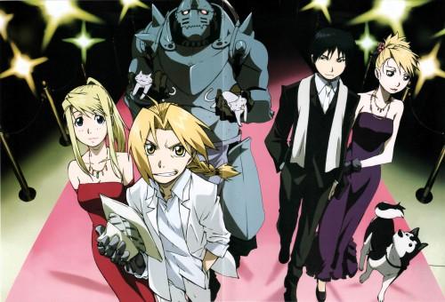 Hiromu Arakawa, BONES, Fullmetal Alchemist, Alphonse Elric, Winry Rockbell