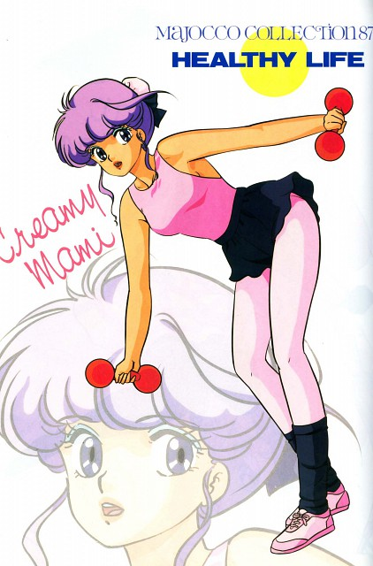 Akemi Takada, Studio Pierrot, Creamy Mami, Creamy Mami (Character)