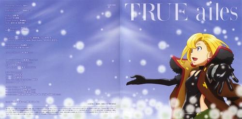 Production I.G, Junketsu no Maria, Maria (Junketsu no Maria), Album Cover