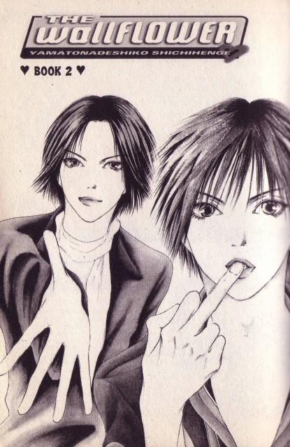 Tomoko Hayakawa, The Wallflower, Takenaga Oda, Kyohei Takano
