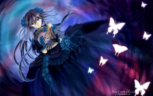 Xebec, Pandora Hearts, Will Of The Abyss, Alice, Lacie Baskerville Wallpaper