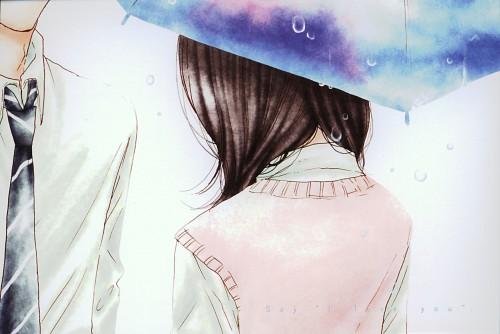 Kanae Hazuki, Zexcs, Say I Love You, Asami Oikawa, Postcard