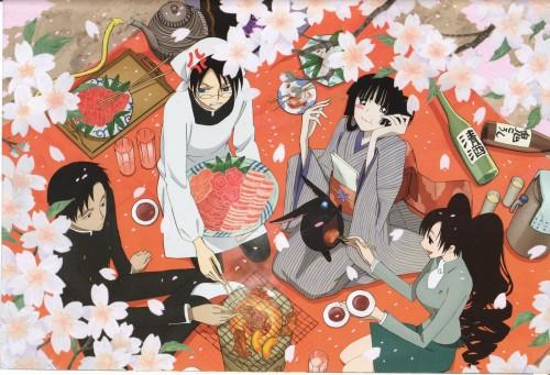 Production I.G, xxxHOLiC, Kimihiro Watanuki, Shizuka Doumeki, Mugetsu