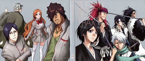Studio Pierrot, Bleach, Uryuu Ishida, Byakuya Kuchiki, Kisuke Urahara