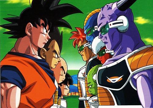 Akira Toriyama, Toei Animation, Dragon Ball, Vegeta, Kuririn