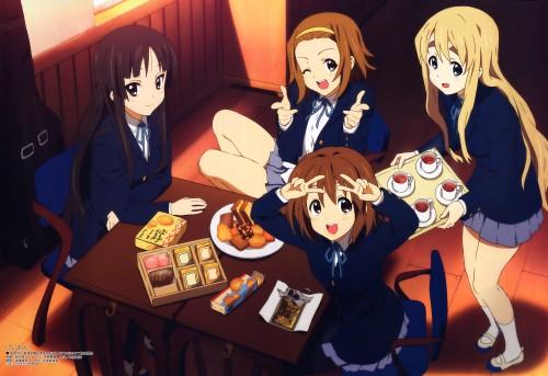 Seiichi Akitake, Kyoto Animation, K-On!, Tsumugi Kotobuki, Mio Akiyama