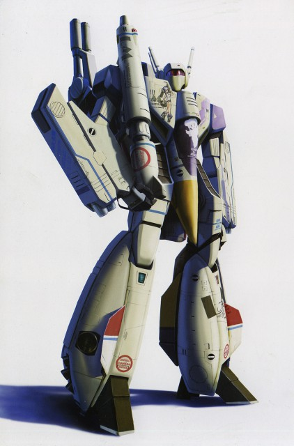 Bandai Visual, Tatsunoko Production, Macross, Robotech