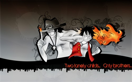 Eiichiro Oda, Toei Animation, One Piece, Monkey D. Luffy, Portgas D. Ace Wallpaper