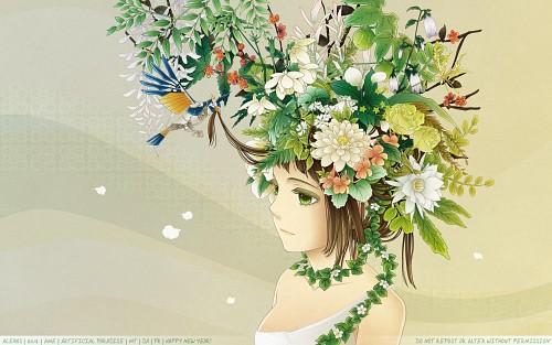 Ame (Mangaka), Pixiv Girls Collection, Pixiv, Vector Art Wallpaper