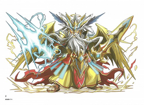 Puzzle & Dragons Illustrations, Puzzle and Dragons