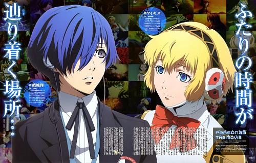 Shigenori Soejima, Atlus, Shin Megami Tensei: Persona 3, Minato Arisato, Aegis