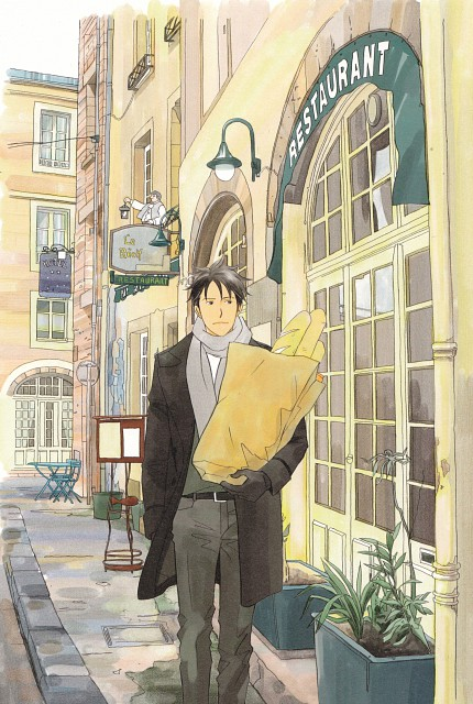 Tomoko Ninomiya, Nodame Cantabile, Nodame Cantabile Illustrations, Nodame Cantabile CD Selection Book 3, Shinichi Chiaki