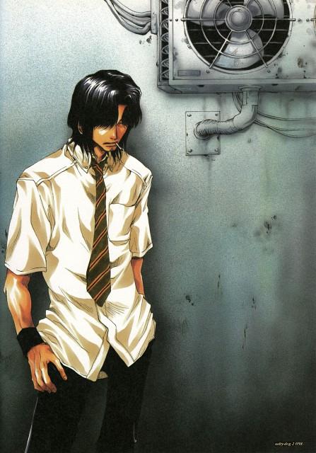 Kazuya Minekura, Bus Gamer, Salty Dog II, Nobuto Nakajou