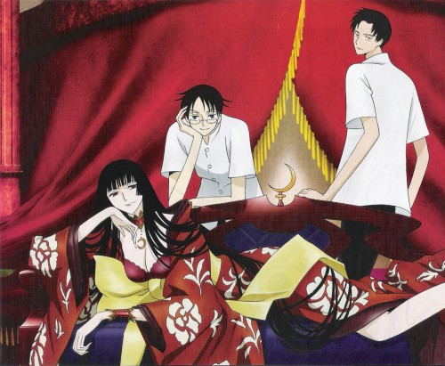CLAMP, Production I.G, xxxHOLiC, Kimihiro Watanuki, Shizuka Doumeki