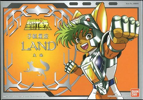 Masami Kurumada, Toei Animation, Saint Seiya, Land Fox Daichi