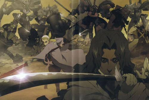 Samurai 7, Shichiroji, Shimada Kambei, Kikuchiyo, Kyuzo