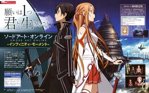 Shingo Adachi, A-1 Pictures, Sword Art Online, Kazuto Kirigaya, Asuna Yuuki