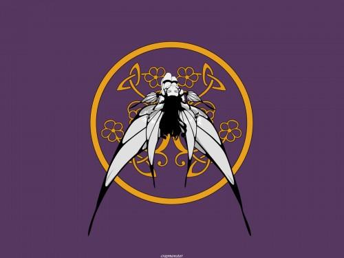 Kousuke Fujishima, Anime International Company, Ah! Megami-sama, Morgan Le Fey Wallpaper