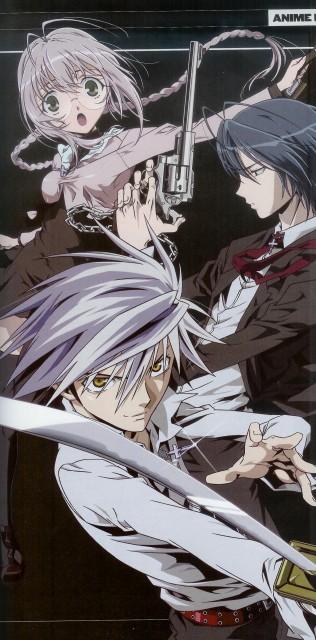 Zombie Loan, Shito Tachibana, Michiru Kita, Chika Akatsuki