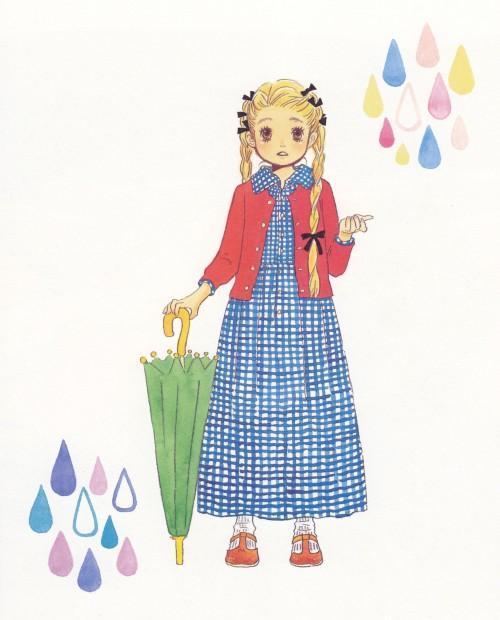 Chika Umino, Honey and Clover, Hagumi Hanamoto