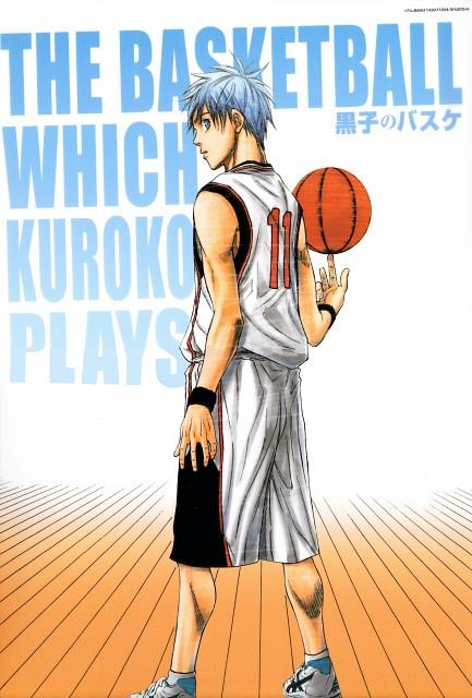 Tadatoshi Fujimaki, Production I.G, Kuroko no Basket, Tetsuya Kuroko