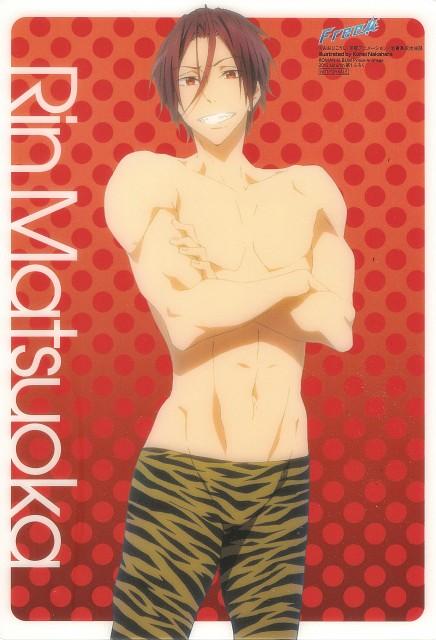 Kohei Nakahara, Kyoto Animation, Free!, Rin Matsuoka