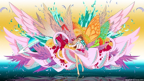 Arakawa (Mangaka), Pixiv Girls Collection 2012, Pixiv Wallpaper