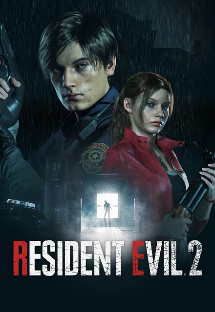 Capcom, Resident Evil 2, Claire Redfield, Leon S. Kennedy
